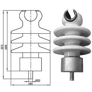 Изолятор ОЛФ 10-А2
