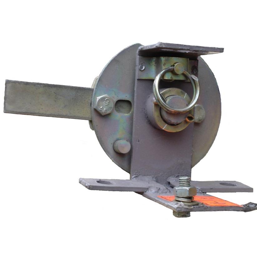 Привод заземляющего ножа с навесным замком фото