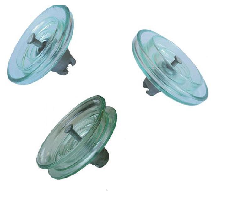 Подвесные стеклянные изоляторы