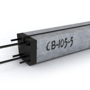Стойка СВ-105-5 железобетоннаявибрированная